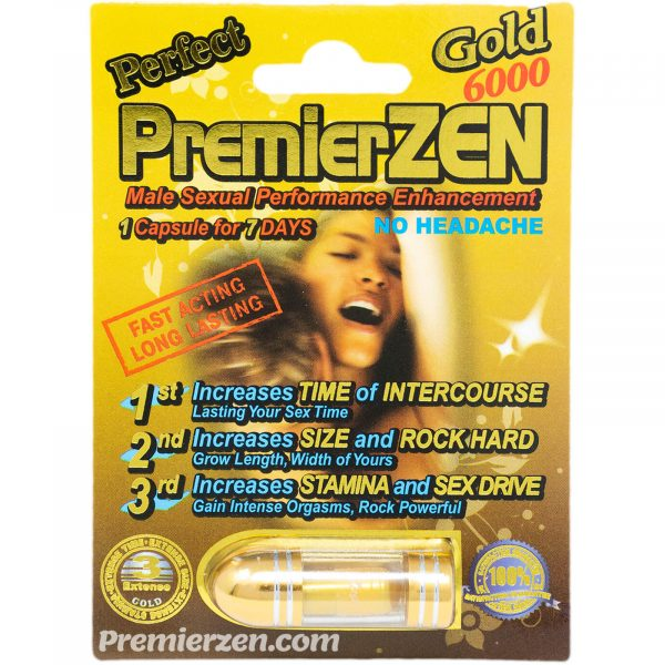 Perfect Premierzen Gold 6000